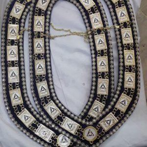 Masonic Collars – Moasib Regalia International